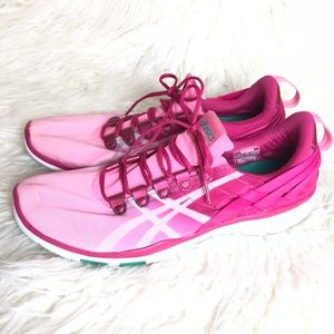 ASICS Sana gel fit running training sneakers